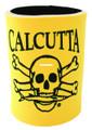 Calcutta CCCYL Can Cooler Yellow - w/Blk Logo - CCCYL