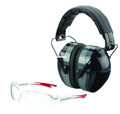 Champion 40622 Eyes & Ears Combo - Passive Hearing Protection, NRR - 40622