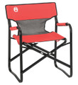 Coleman 2000019421 Chair Steel Deck - w/Mesh - 2000019421