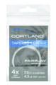 Cortland 605046 Fairplay Fly Leader - 3X 7.5' No Loop 5.5Lb - 605046