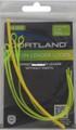 Cortland 601260 Leader Loops - Slip-On Leader Loops - 4 Per Bag - 601260