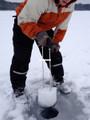 """Deep Freeze POSS-010 Pro Skimmer - 10"""" Ice Skimmer - POSS-010"""