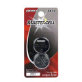 Dorcy 41-4102 Mastercell 2 Pack - Lithium 2032 Coin Cell - 41-4102