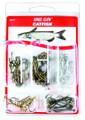 Eagle Claw L617H Lazer Sharp - Catfish Hook Assortment, Size 4 - L617H
