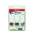 Eagle Claw L615RH Lazer Sharp - Walleye Hook Assortment, Size 6 - 2 - L615RH