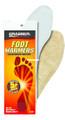 Grabber FWMLES Foot Warmer Insoles - Medium-Large - FWMLES