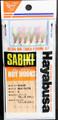 Hayabusa S-500E-8 Mix Yarn Mackerel - Sabiki Rig - S-500E-8