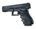 Hogue 17000 Handall Full Size Grip - Sleeve, Black - 17000