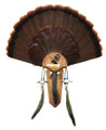 "Hunters Specialties 06949 ""Three - Beard"" Mounting Plaque Tail & Beard - 6949"