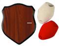 Hunters Specialties 00639 Deer - Antler Mounting Kit w/Red & Creme - 639