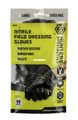 Hunters Specialties 100047 Nitrile - Field Dressing Gloves, Size Large - 100047