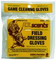 Hunters Specialties 01071 Field - Dressing & Gutting Gloves 2-Pair - 1071