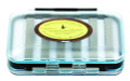 Jackson Cardinal FB11A Large Fly - Box Double Sided Clear Waterproof - FB11A