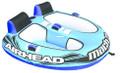 Kwik Tek AHM2-2 Airhead Mach 2 - 2-Rider Towable - AHM2-2