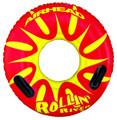 Kwik Tek AHRR-1 Airhead - Rollin'River River-Lake-Pool Tube - AHRR-1