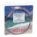Mason SSBRO-9 Stainless Steel Wire - Leader Material 105Lb 25' .022 Brown - SSBRO-9