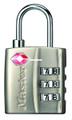 Master Lock 4680DNKL Travel Sentry - TSA Approved Luggage Lock - 4680DNKL