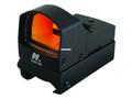 NcSTAR DDAB Compact Reflex Sight - CR2032 Lithium Batt, 1x, Unlimited - DDAB