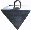 Oregon Tackle 46051 Drft Boat - Anchor 30Lb Pyramid - 46051