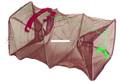 "Promar TR-501 Collapsible Bait Trap - 10""x10""x18"" Minnow/Crawdad - TR-501"