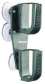 Rugged Gear 10020 Suction Cup Mount - Double Hk Gun Rack - 10020