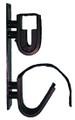 Rugged Gear 10040 Dual Lock Double - Hk Gun Rack - 10040