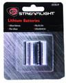 Streamlight 85175 Lithium Batteries - CR123A 2PK - 85175