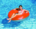 "Swimline 90195 Float Tube 48"" - Waterpark Style Handle Ring - 90195"