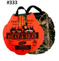 Therm-A-Seat 333 Hot Seat Blz - Org/Camo W/Grommet - 333