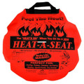 "Therm-A-Seat C303 Heat-A-Seat ""Hot - Seat"" 600D Orange Polyester Nylon - C303"