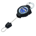 T-Reign 0TRG-341 Fishing Gear - Retractor w/Carabiner Hvy Duty - 0TRG-341