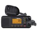 Uniden UM385BK Fixed Mount VHF - Radio, Black - UM385BK