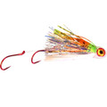 """Vances EXO2-FT Exo Fly, Trolling - Fly, Fire Tiger, 1.75"""", 30"""" Leader - EXO2-FT"""