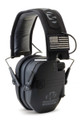 Walker's GWP-RSEMPAT Razor Slim - Electronic Muff - Black Patriot - GWP-RSEMPAT