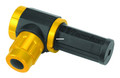 Wheeler 589922 Laser Boresighter - Universal, Green, Battery Included - 589922