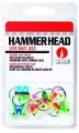 VMC DHHJ18UVK Hammer Head Jig UV - Kit 1/8 Assorted - DHHJ18UVK
