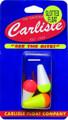 Carlisle 3SLB-L Slotted Bobbers | 3 - Pk, Large - 3SLB-L