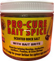 Pro-Cure BS-RSB Bait Spice Scented - Rock Salt w/Bluing 16 oz. - BS-RSB