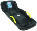 """Paricon 660 Winter Heat Sled - Plastic Racer W/Breaks 38""""x7"""" - 660"""