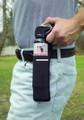 Frontiersman FBAD-07 Bear Spray - 9.2oz w/Holster 2% - FBAD-07