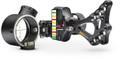 Apex Gear AG2302GB Covert Bow SIght - 2Dot Pwr-Dot Blk Psh - AG2302GB