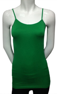 Green Short Camisole