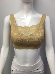 B03 Bronze Lace Bra