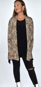 81746 Leopard Cardigan
