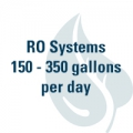 RO Systems 150 - 350 GPD