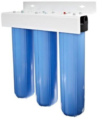 3 stage Big Blue Style Filtration system