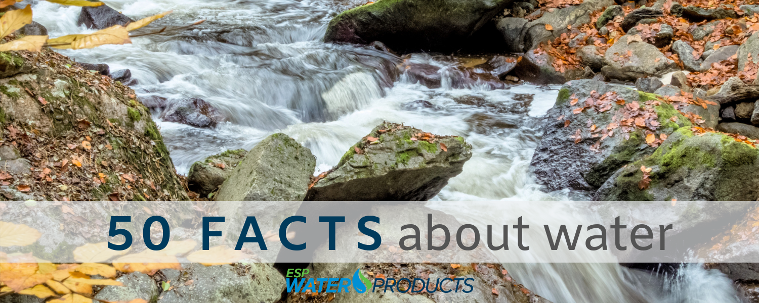 Amazing Facts about Water!   ESP Water Products