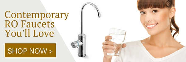 Contemporary RO Faucets