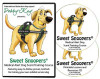 Sweet Snoopers: Medical Alert Dog Scent Training Course Dvd Plus Lessons Cd