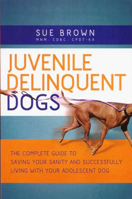 Juvenile delinquent dogs the complete guide to saving your ebook juvenile delinquent dogs the complete guide to saving your sanity and successfully living with your adolescent dog fandeluxe PDF